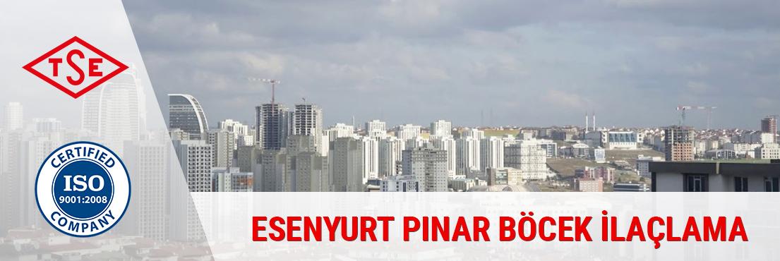 Esenyurt Pınar böcek ilaçlama